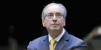 Janot diz que Cunha tem que ficar preso para não