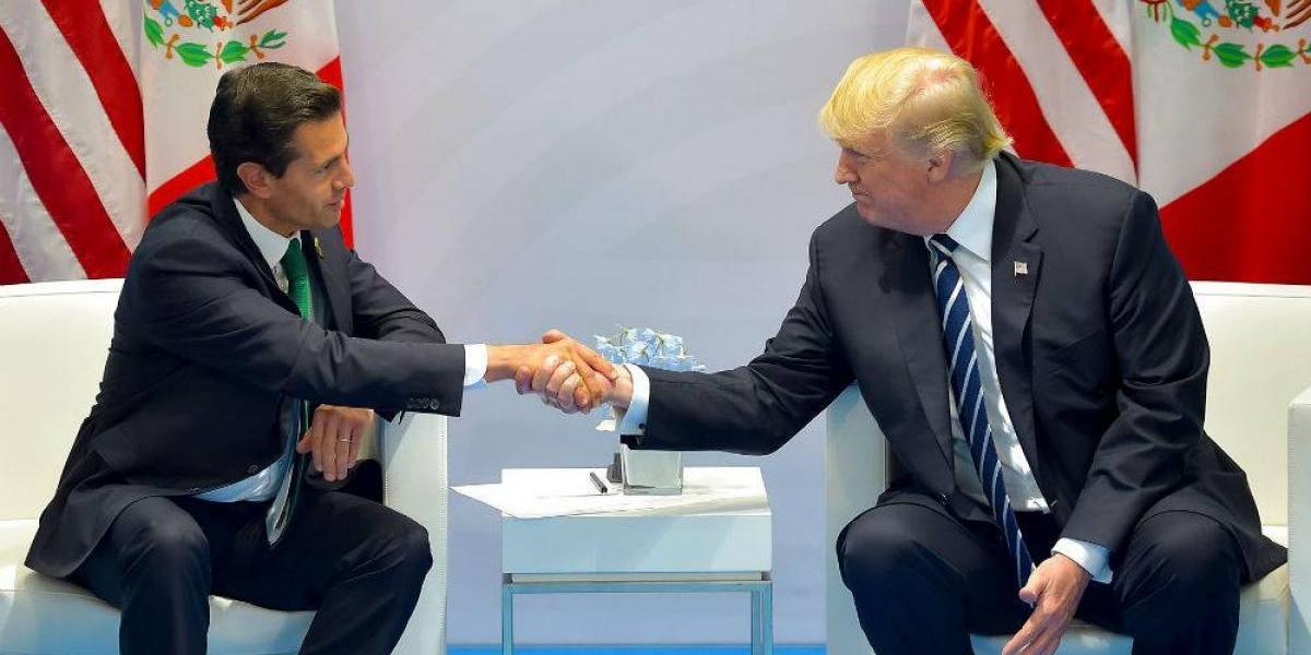 Peña Nieto y Trump coincidirán de nuevo en la Asamblea General de la ONU