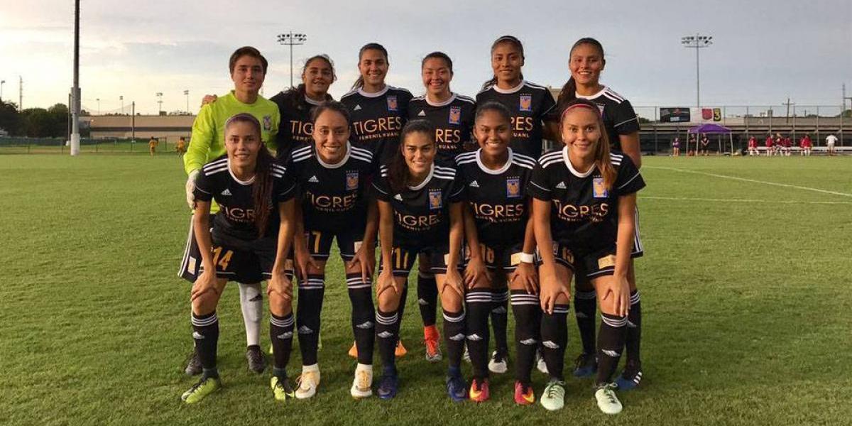 Tigres Femenil listas para debutar en la Liga MX