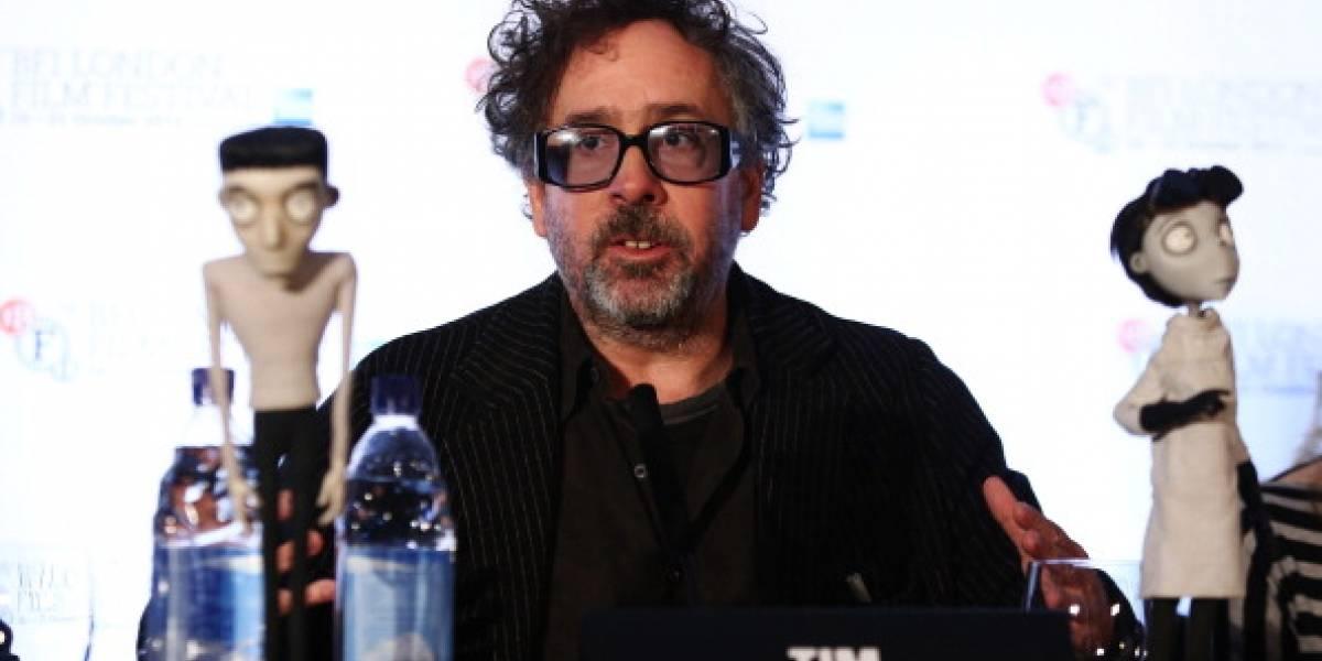 El Mundo de Tim Burton llegará a México en diciembre