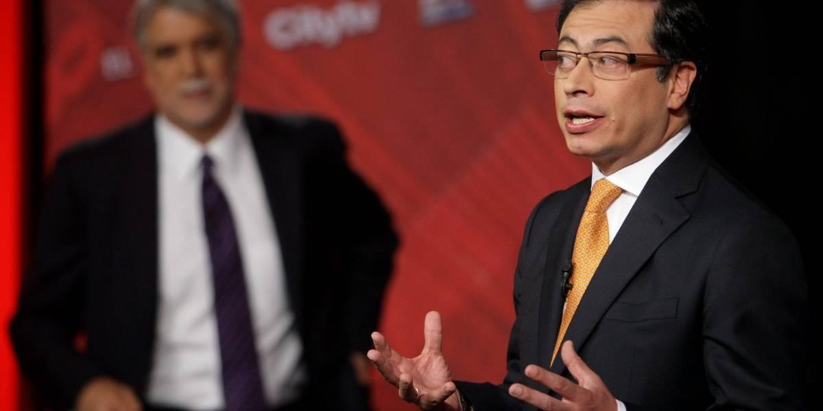 Polémica entre Gustavo Petro y Yesid Lancheros por la encuesta sobre la venta de la ETB