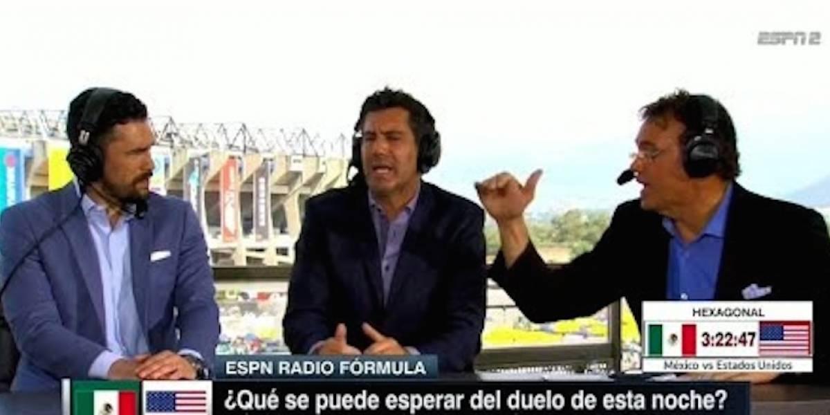 Hérculez Gómez trollea a David Faitelson en twitter