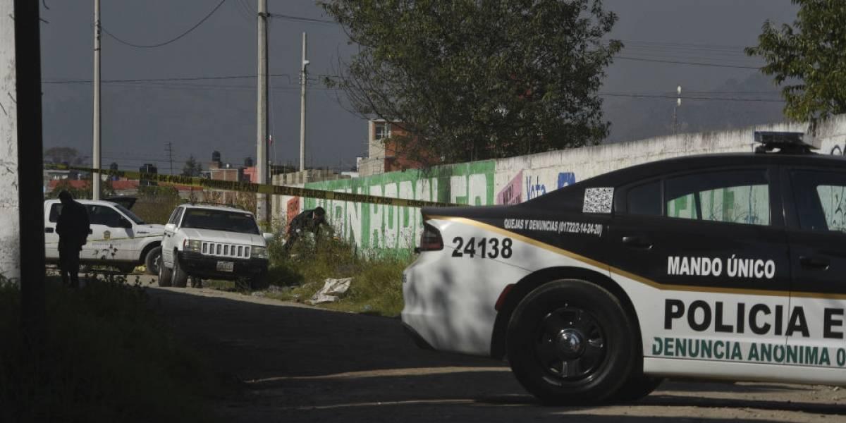 Edomex, entidad con más homicidios registrados en 2016: INEGI