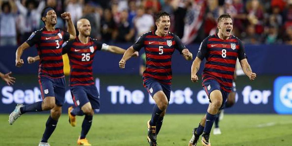 Estados Unidos, campeón de la Copa Oro 2017