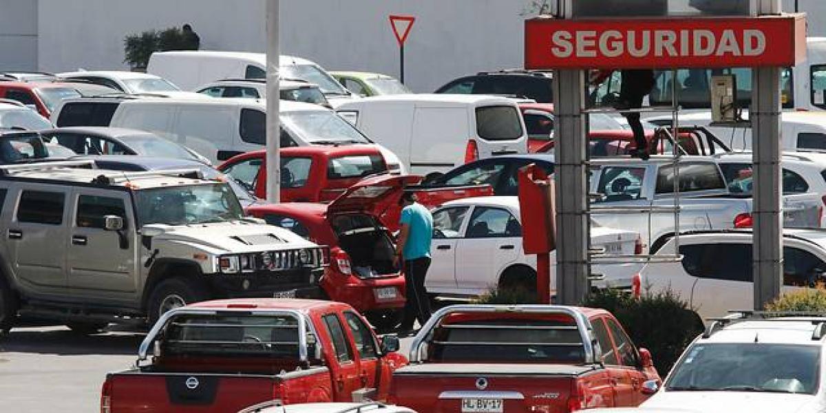 Casi el 57% de los reclamos contra estacionamientos es por robo o hurto
