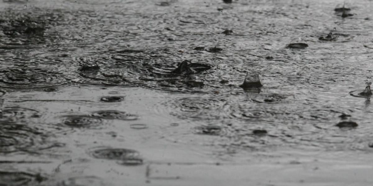 Tronadas y aguaceros se prolongarán hasta el fin de semana