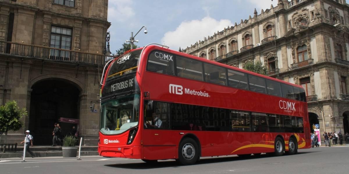'Poco prácticos, buses de Metrobús Reforma'