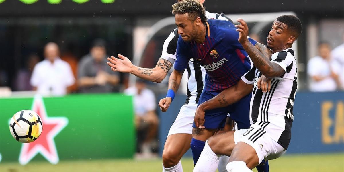 Neymar se da un respiro al recibir buenas noticias desde Brasil