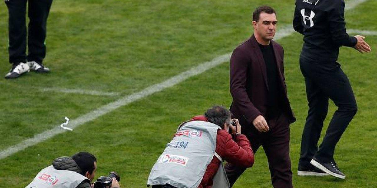 Colo Colo se posiciona como líder tras golear a Audax Italiano