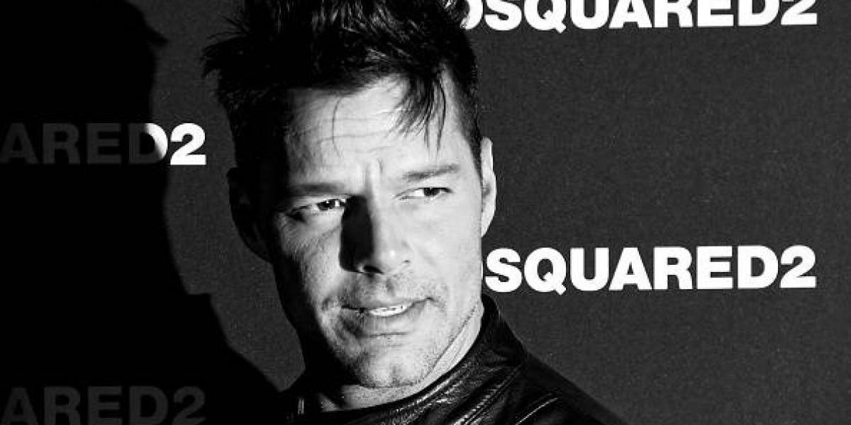 Ricky Martin enciende Instagram al quitarse la ropa interior