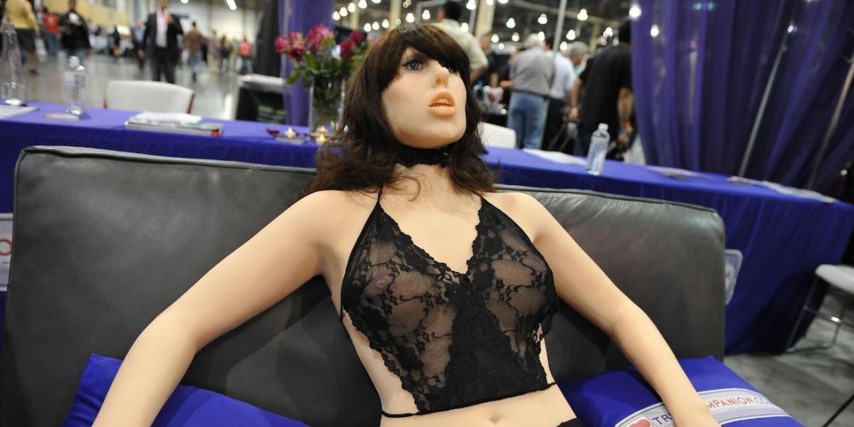Crean robot sexual que permite simular una violación