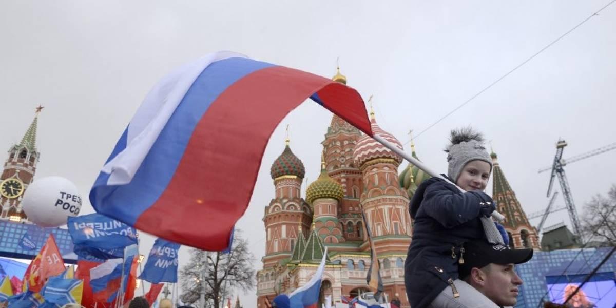 Rusia amenaza con responder a la sanciones de Estados Unidos