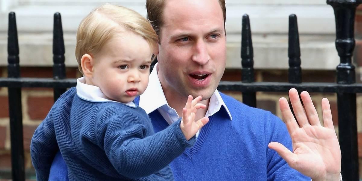 Príncipe William 'hackeia' conta do Palácio Real para apoiar seleção inglesa