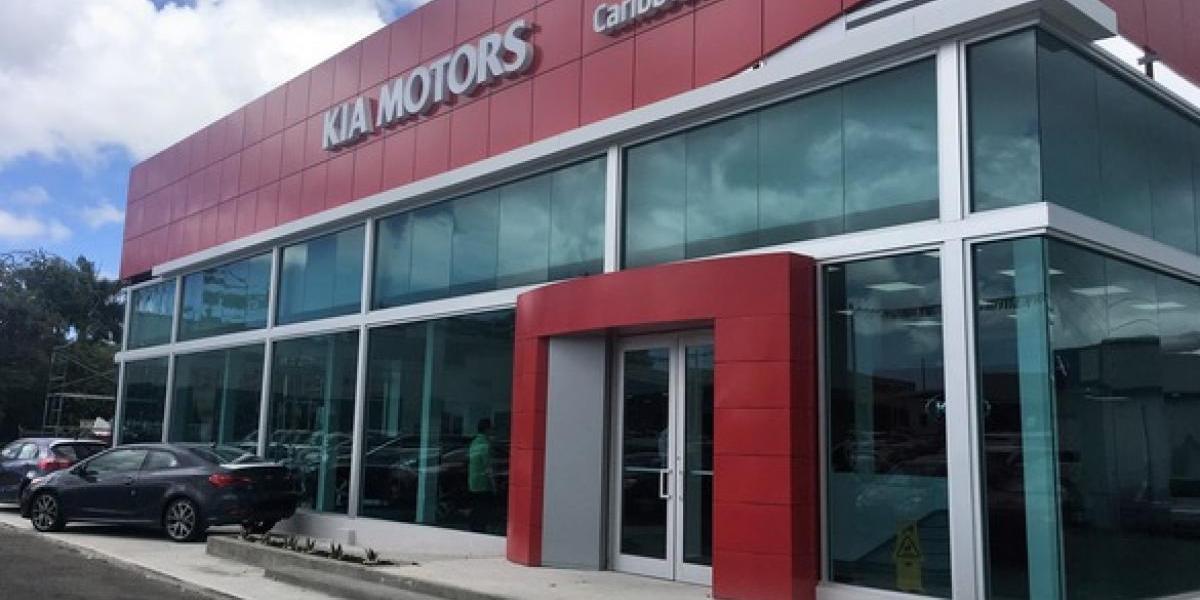 Kia inaugura nuevo concesionario en Carolina