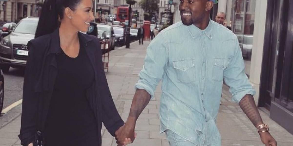 Kim Kardashian y Kanye West recibirán otro hijo en el 2018
