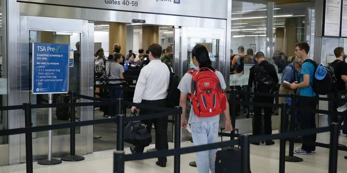 Nuevas medidas de seguridad en aeropuertos de EE.UU.
