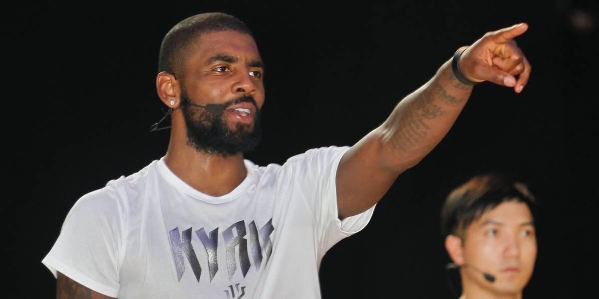 Dueño de Cavs no confirma que Irving quiera salir