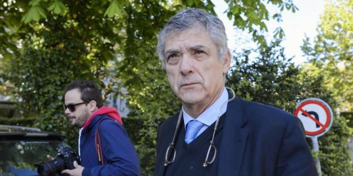 El español Villar renunció a la vicepresidencia de UEFA y FIFA tras escándalo que lo tiene en prisión