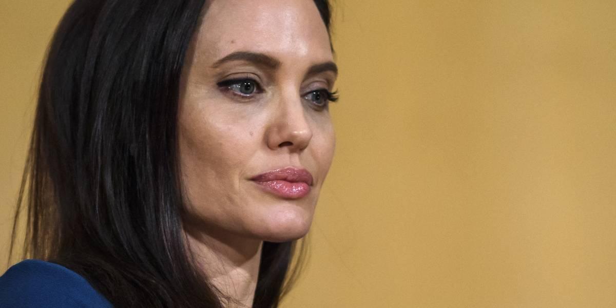 Angelina Jolie hace una confesión dolorosa