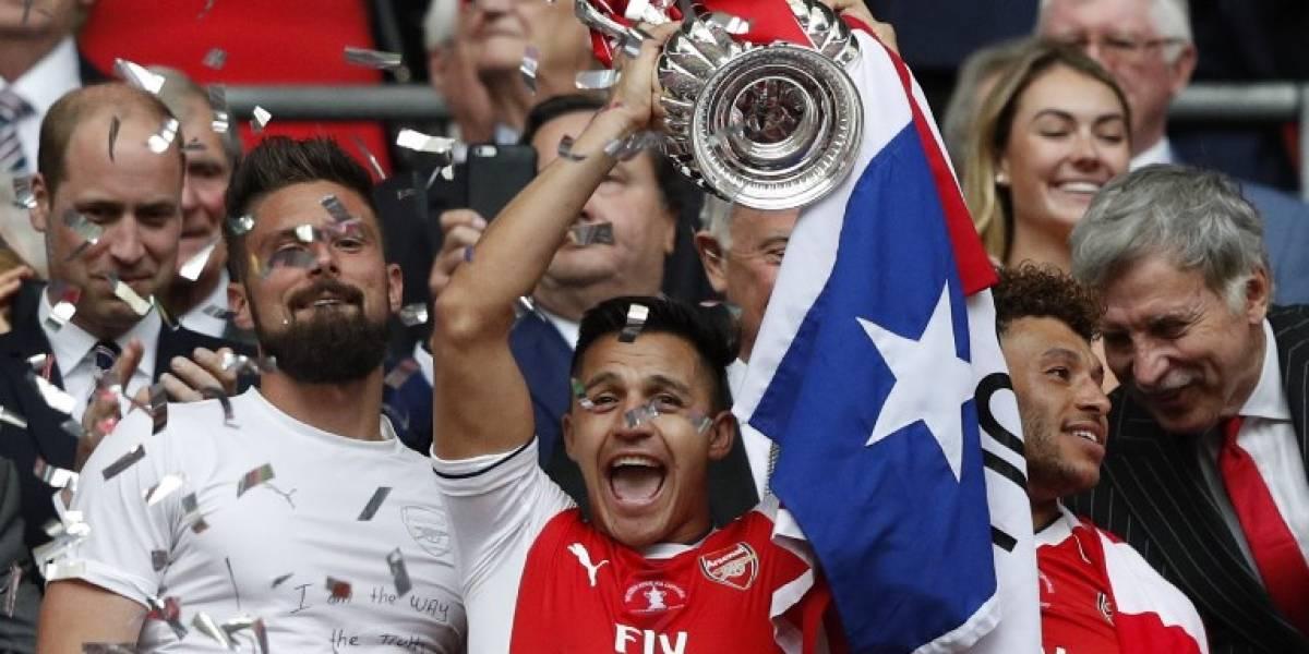 Define el futuro: Alexis Sánchez volverá a entrenar este domingo en el Arsenal