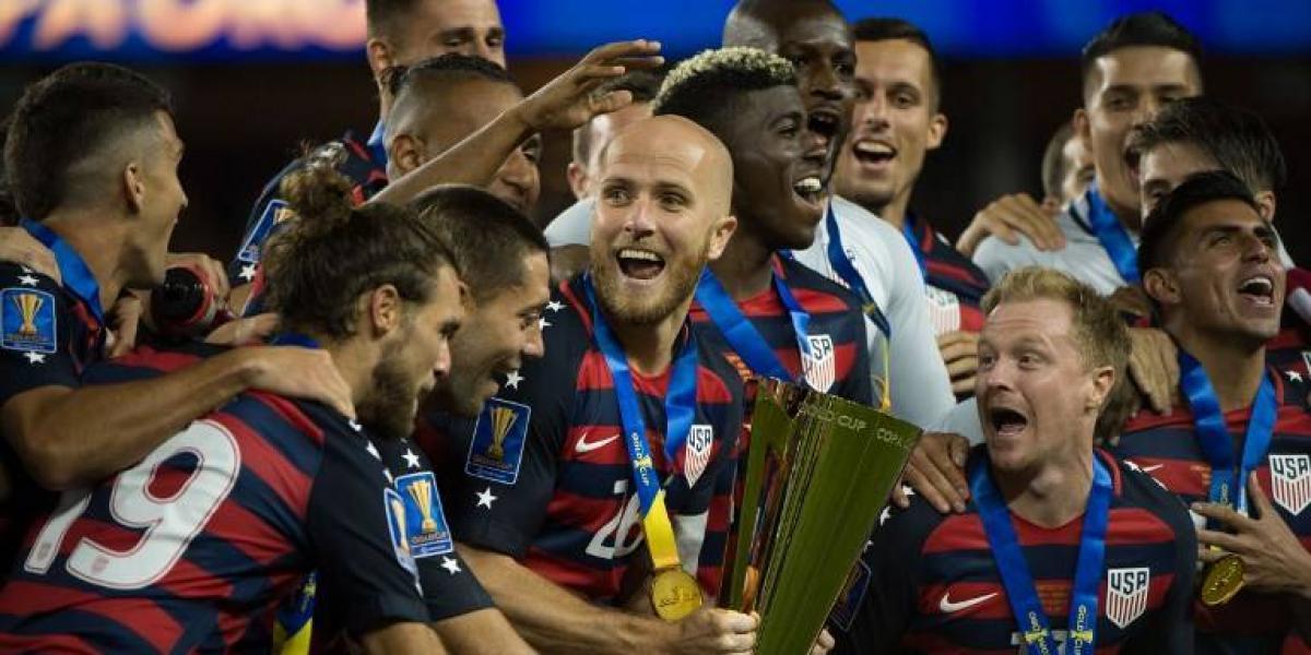 Estados Unidos acabó con el sueño de Jamaica y se quedó con la Copa Oro