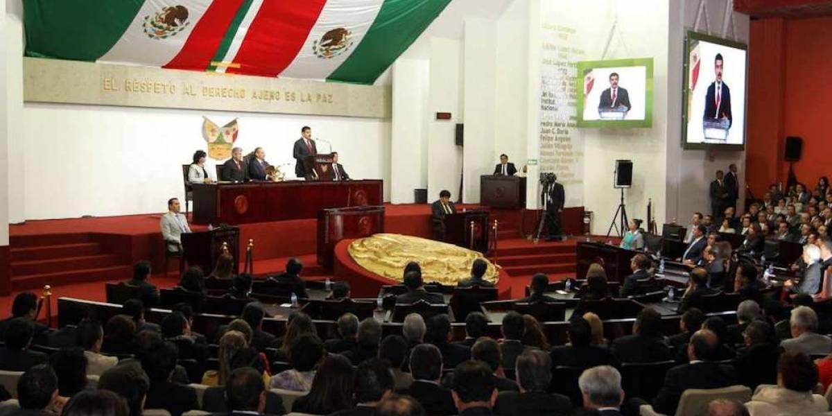 Congreso de Hidalgo aprueba eliminar fuero al gobernador y funcionarios