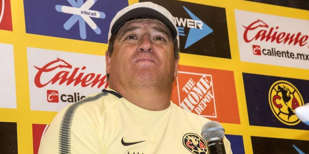 Miguel Herrera confirma que ya tenían un acuerdo con Jonathan dos Santos