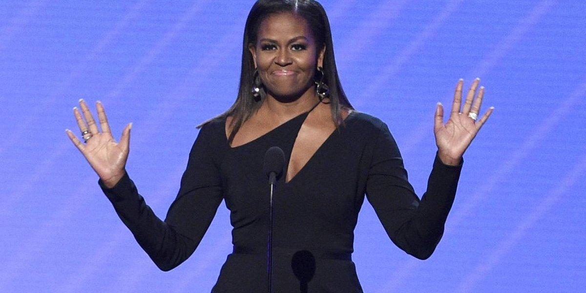 Michelle Obama recomienda mesura con los tuits