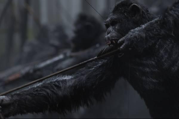 César, el gran centro de atención en La Guerra del Planeta de los Simios ¿Por qué?