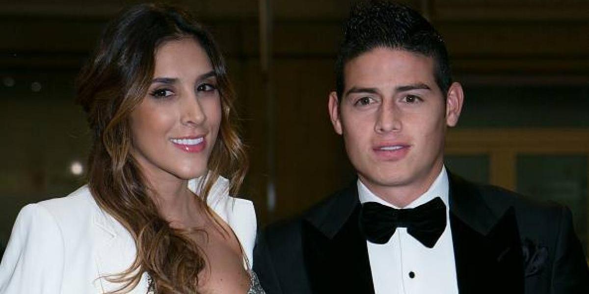 James Rodríguez y Daniela Ospina oficializan su separación