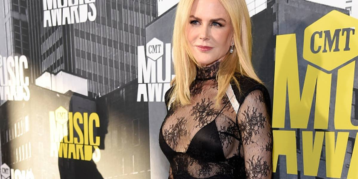 Nicole Kidman realizó una producción muy hot, pero se arrepintió