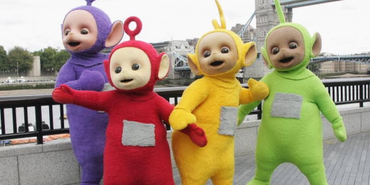 Los Teletubbies tuvieron hijos y causan furor en internet