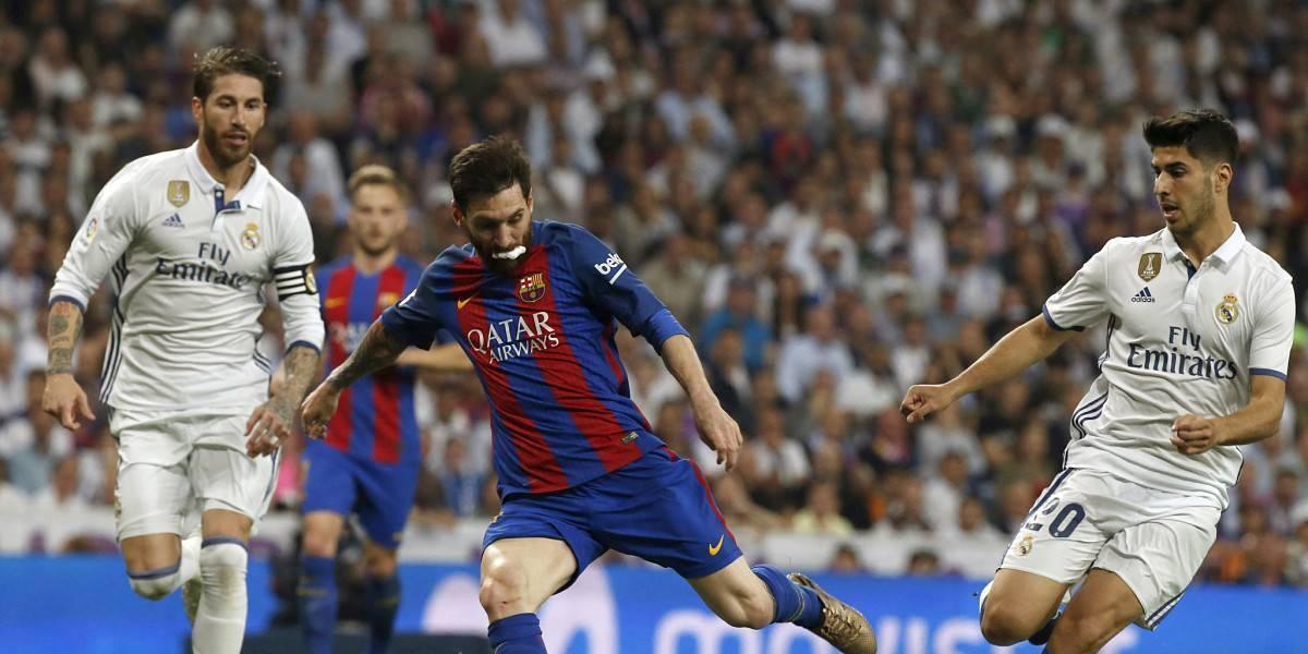 Real Madrid y Barcelona tendrán el primer clásico en serio de la nueva temporada