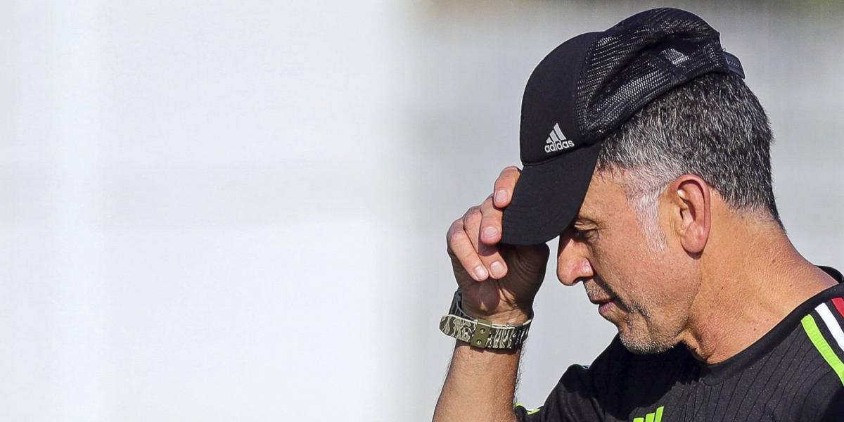 El Getsemaní de Juan Carlos Osorio: jugadores le harían la de Judas