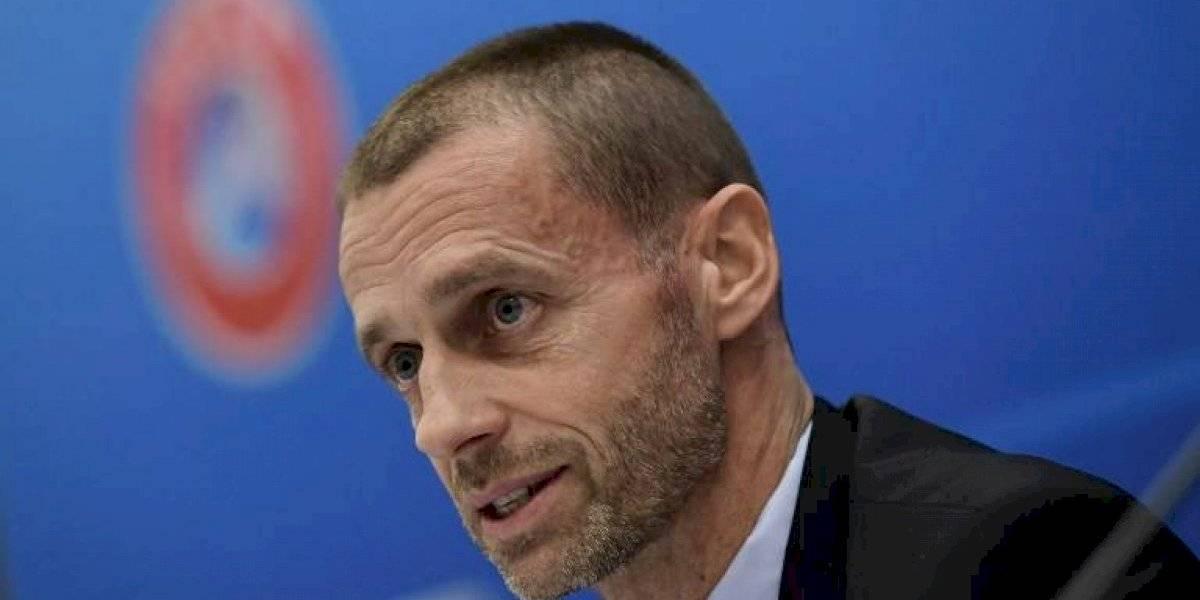 Las medidas que tomará el presidente de la UEFA para que se dispute la final de la Champions