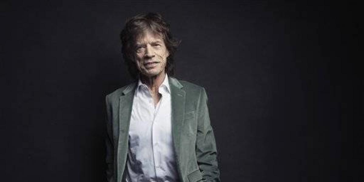 Mick Jagger lanza dos canciones en nuevo proyecto audiovisual