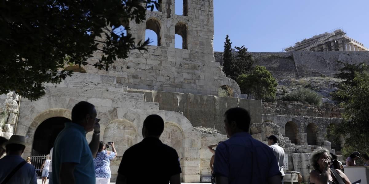 Cancelan huelga en museos y sitios antiguos en Grecia