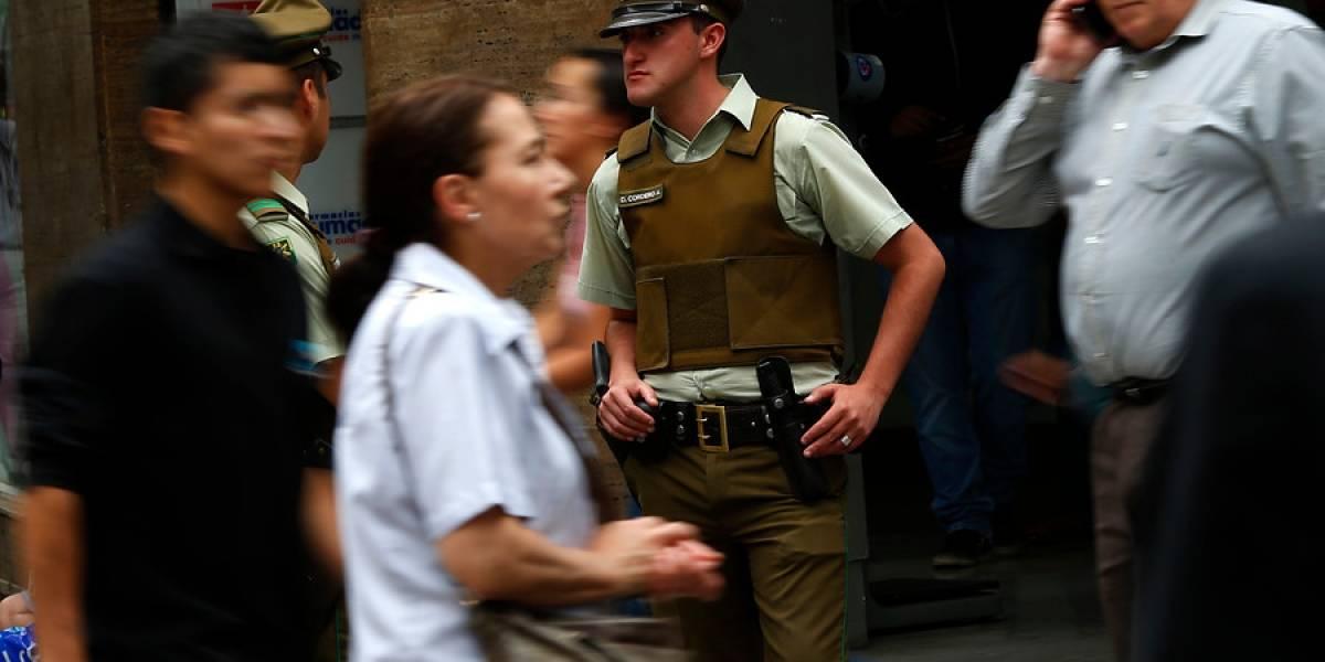Balance policial: delitos de mayor connotación social disminuyen 3,8% en primer semestre