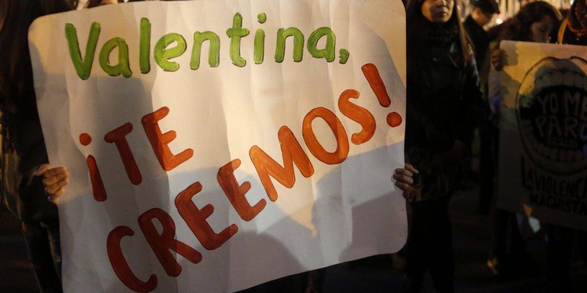 """""""No hay castigo por golpearme, así es el país en que vivo"""": Valentina Henríquez se refiere a suspensión condicional de demanda contra su ex pareja Tea Time"""