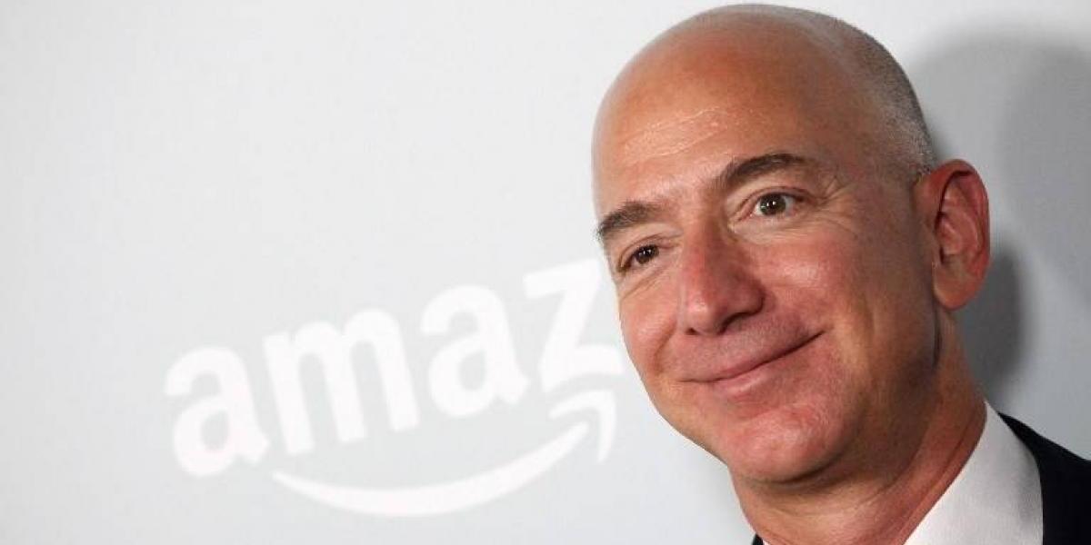 Dueño de Amazon se convierte en el hombre más rico del mundo