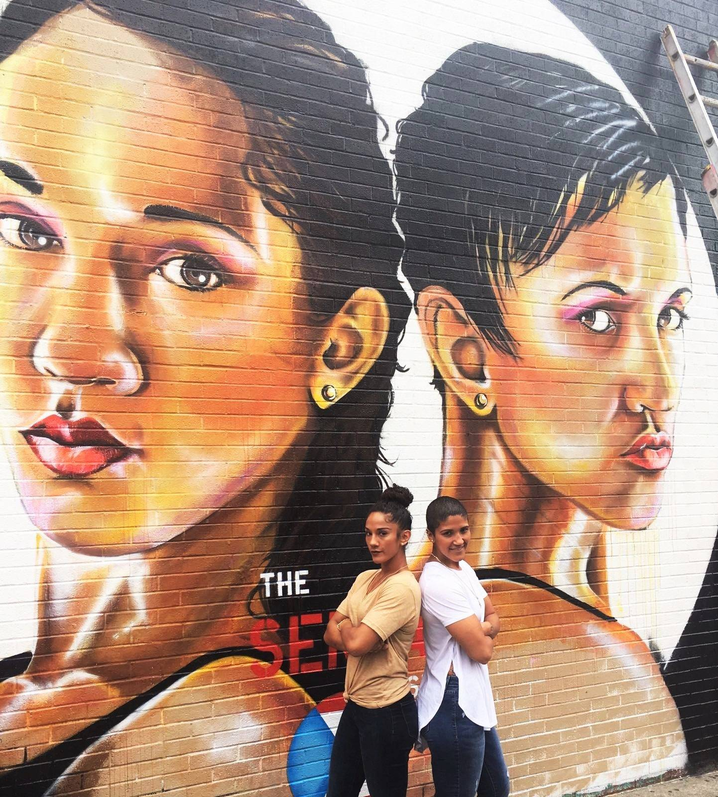 mural Las Serrano
