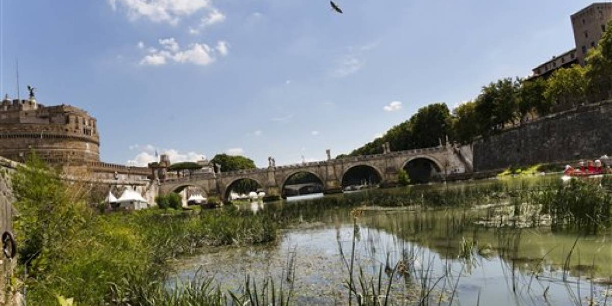 Roma busca evitar racionamiento de agua