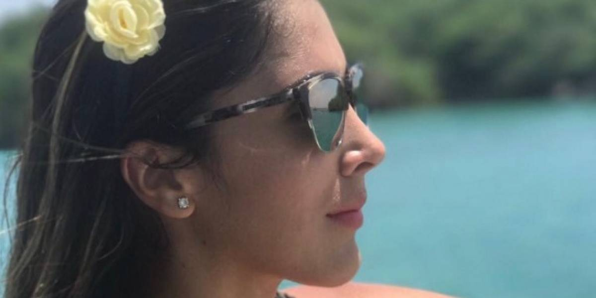 ¿Embarazada? Esta foto de Daniela Ospina puso a hablar a sus seguidores