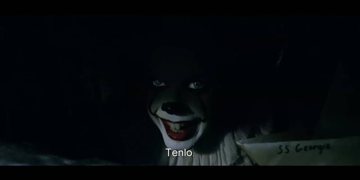 """Este es el nuevo y terrorífico trailer de """"IT"""""""