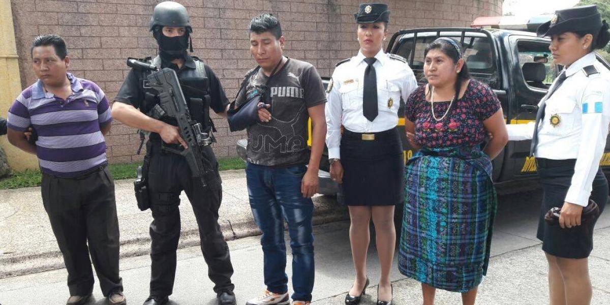 Cuatro capturados por caso de niños asesinados en San Juan Sacatepéquez