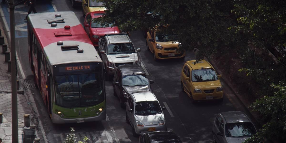 La carrera Séptima cuenta con 11 nuevos paraderos de buses