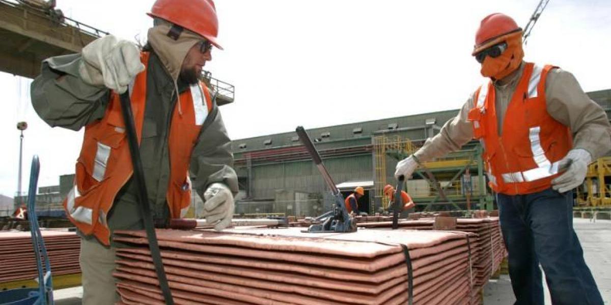 Cochilco elevó su estimación para precio del cobre para este año y para 2018