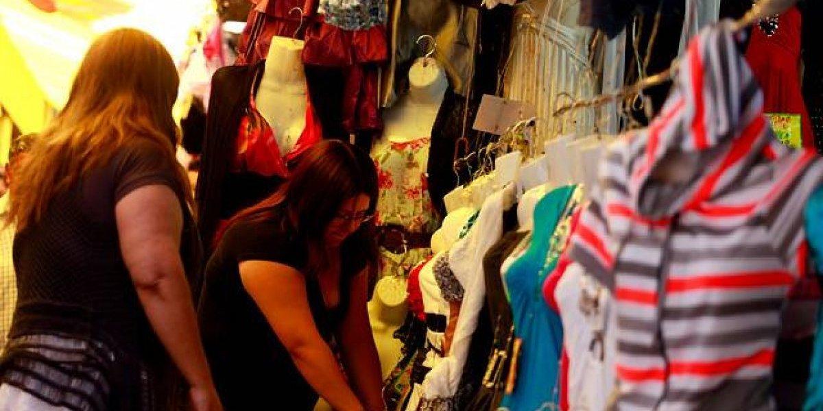 Ventas del comercio en la RM crecen un 5,5% en junio