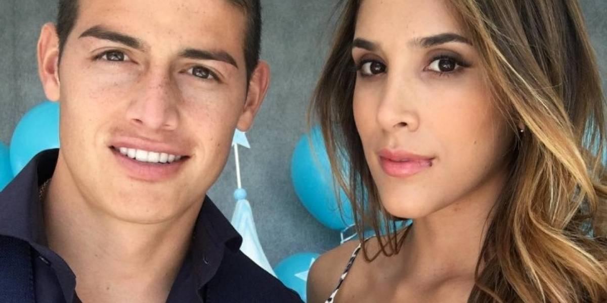 Divorcio de James y Daniela Ospina sería una