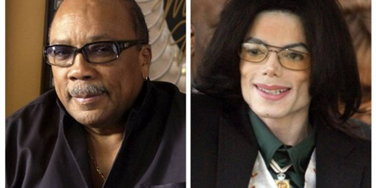 Herederos de Jackson deben a Quincy Jones $9,4MM